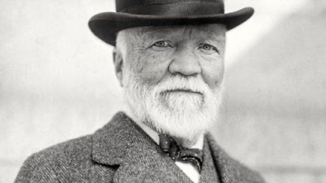 UDSB54 Andrew Carnegie - L'art de la persuasion
