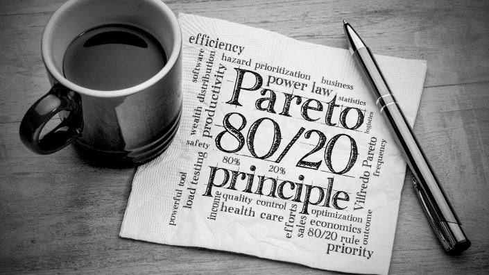 UDSB - Principe de Paretto
